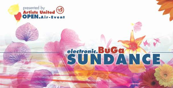 Artists United ° electronic BuGa sundance ° Open Air 7 May '05, 12:00