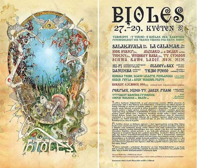 BIOLES festival 27 May '05, 22:00