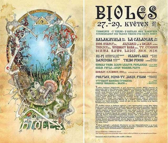 BIOLES festival 27 May '05, 22:00