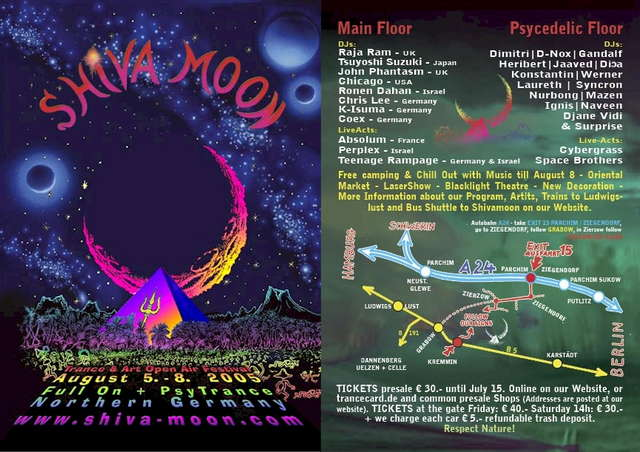 ShivaMoon 2005 5 Aug '05, 18:00