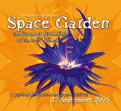 Space Garden 2005 17 Sep '05, 23:00