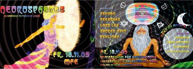 Neurospheres 18 Nov '05, 23:00