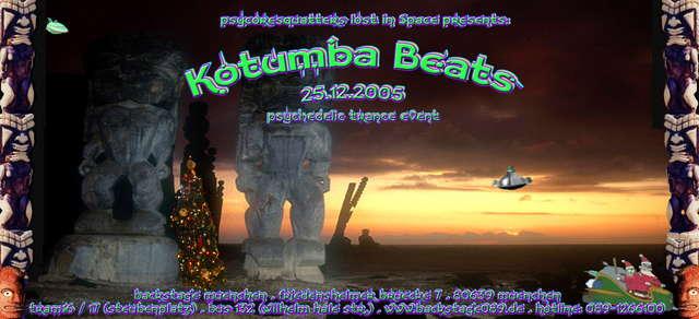 Kotumba Beats 25 Dec '05, 22:00
