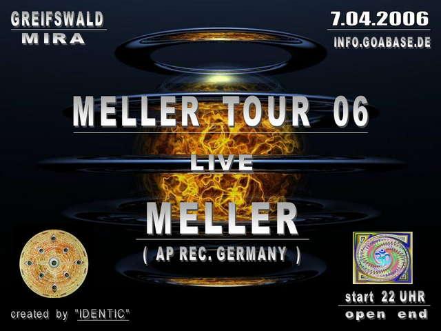 MELLER TOUR 06 7 Apr '06, 21:30