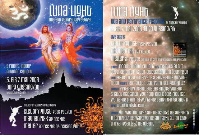 Lunalight 5 May '06, 16:00