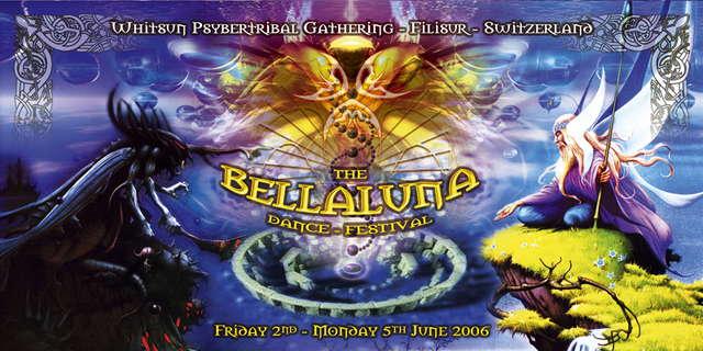 Bellaluna Dance Festival 2 Jun '06, 20:00
