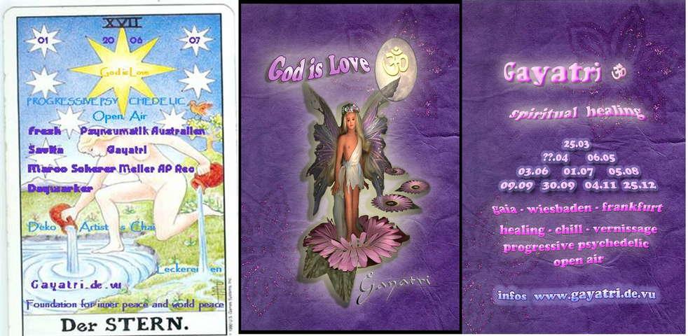 G a y a t r i - GOD is LOVE - OPER AIR 1 Jul '06, 22:00