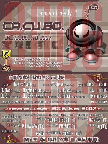 Ca.Cu.Bo. 2006 >>>>>> 2007..................coming soon ! 31 Dec '06, 23:00