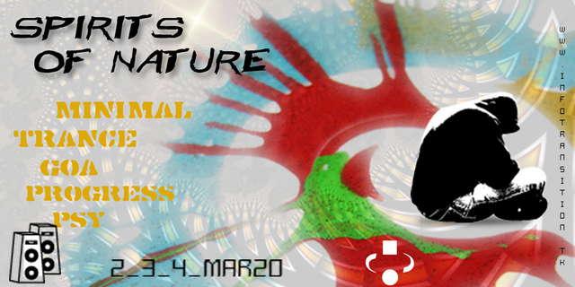 SPIRITS OF NATURE 2 Mar '07, 22:00