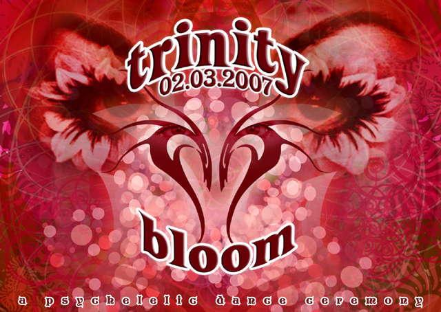 Trinity*****Bloom 2 Mar '07, 23:00