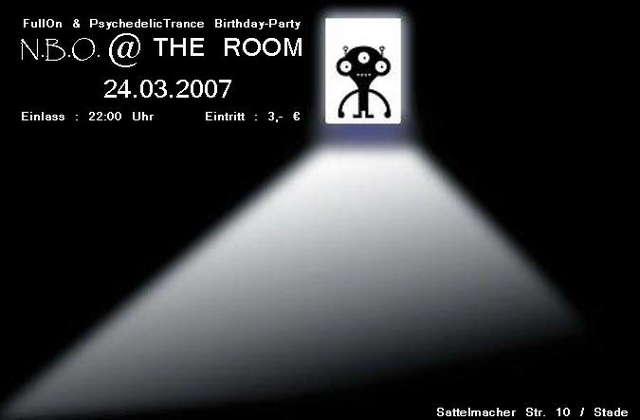 N.B.O. @ THE ROOM 24 Mar '07, 22:00