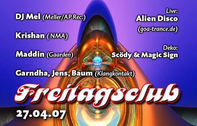Freitagsclub 27 Apr '07, 22:00