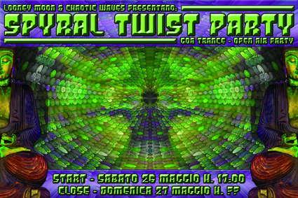 SPIRAL TWIST 26 May '07, 22:00