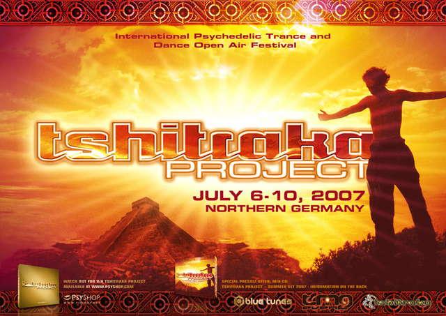 Tshitraka Project OA Festival 2007*** Line Up Online ! · 6