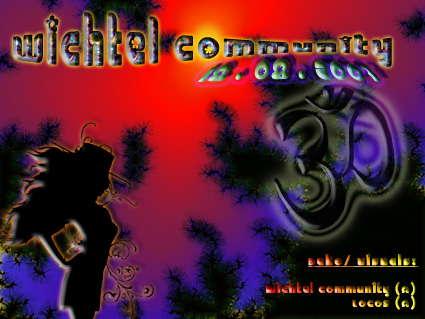 Wichtel-Community 18 Aug '07, 22:00