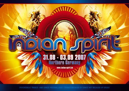:::::Indian Spirit Festival 2007 ** Time Table 2007 Online** 31 Aug '07, 01:00