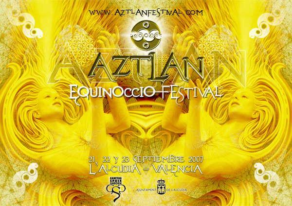 AZTLAN EQUINOCCIO FESTIVAL 21 Sep '07, 18:00