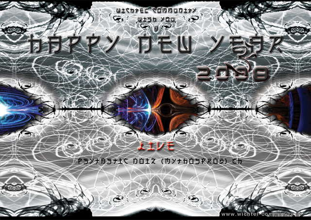 NEW LOCATION*********HAPPY NEW YEAR***********NEW LOCATION 31 Dec '07, 20:00