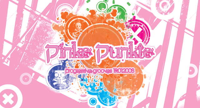 PINKE PUNKTE - progressive Celebration (with Echoes Records) 19 Jan '08, 22:00