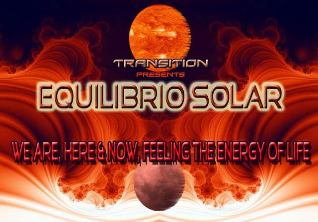 EQUILIBRIO SOLAR 21 Mar '08, 21:00
