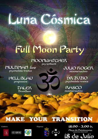 Luna Cósmica 18 Jul '08, 18:00