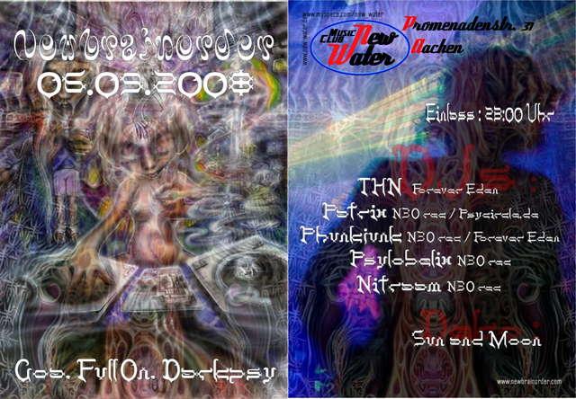 NewBrainOrder 6 Sep '08, 23:00