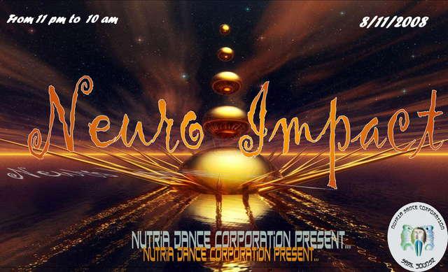 NeUrO__ImPacT.,.,3ò YAB YUM .,.,.,live 3ò 8 Nov '08, 23:00