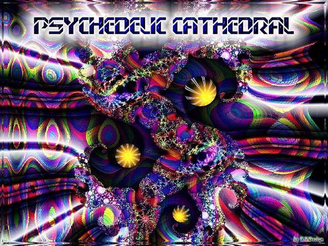 Psychedelic Cathedral -wer feiern kann,der kann auch spenden 29 Nov '08, 21:00