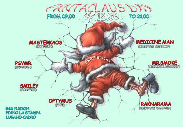 FANTACLAUS DAY 7 Dec '08, 09:00