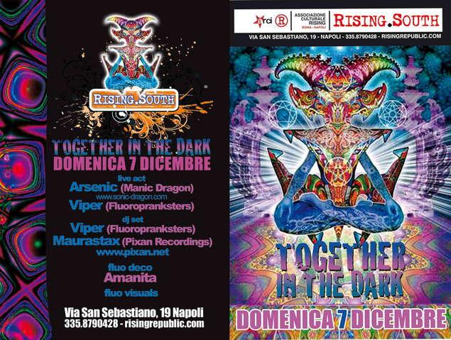 Together In The Dark - Maurastax 30st Birthday 7 Dec '08, 23:30