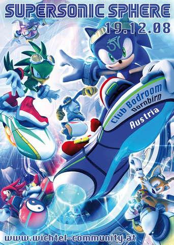 ~~~Supersonic Sphere~~~ 19 Dec '08, 22:00