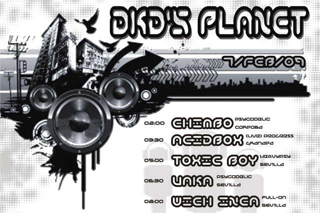 DkD`S PLANET 7 Feb '09, 23:30