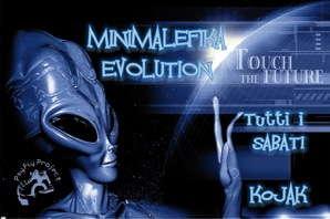 """""""MINIMALE-FIKA EVOLUTION"""" 7 Feb '09, 23:30"""
