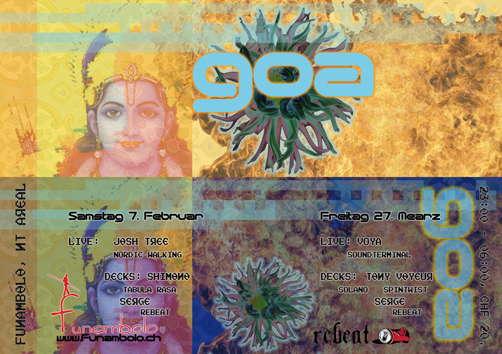REBEAT@FUNAMBOLO 7 Feb '09, 23:00