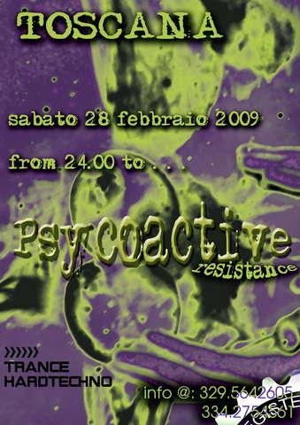 psychoactive resistenz 28 Feb '09, 23:30