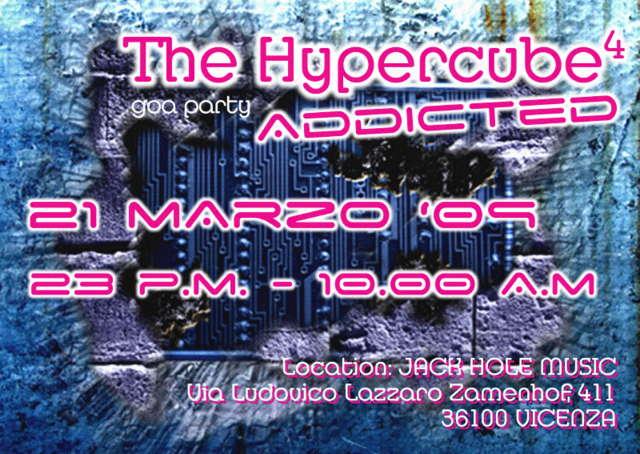 *The Hypercube * AdDiCtEd* 21 Mar '09, 23:00