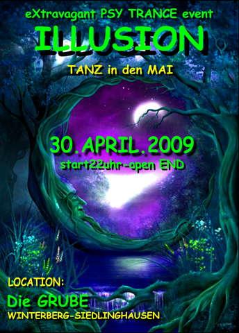__ILLUSION__ (Tanc in den MAI) 30 Apr '09, 22:00