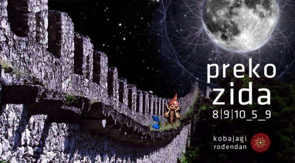 PREKO ZIDA-OVER WALL 8 May '09, 19:00