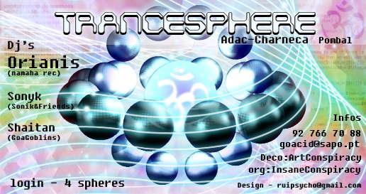 Click Details: Trancephere