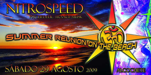 Click Details: NITROSPEED SUMMER REUNION ON THE BEACH
