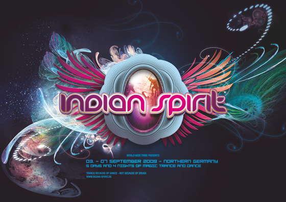 Indian Spirit 5 days OA Festival 2009,, time table online,, 3 Sep '09, 22:00