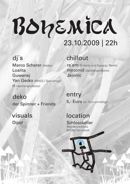 Bohemica 23 Oct '09, 22:00