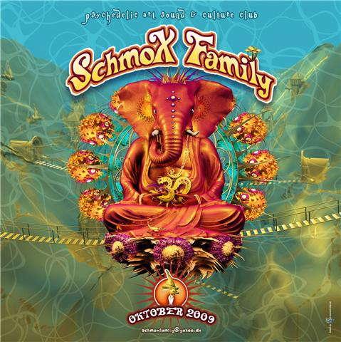 SchmoXFamily Club - SchmoXified - The Prog Edition - 24 Oct '09, 23:00