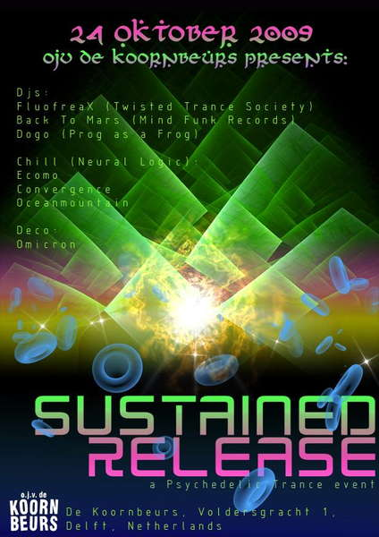 Sustained Release 24 Oct '09, 23:00