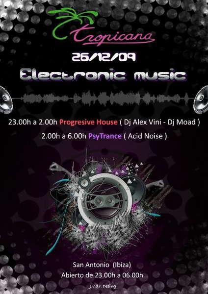 Electronic Music 26 Dec '09, 23:00