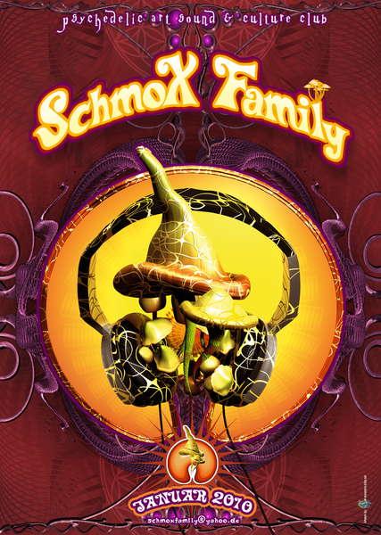 SchmoXFamily Club - Live: Parandroid - 30 Jan '10, 23:00