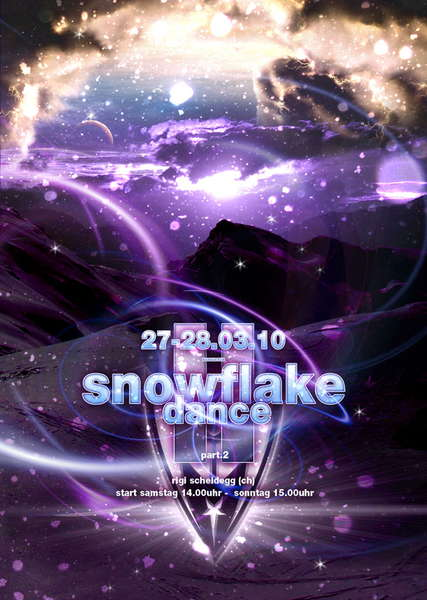 Snow Flake Dance II 27 Mar '10, 14:00