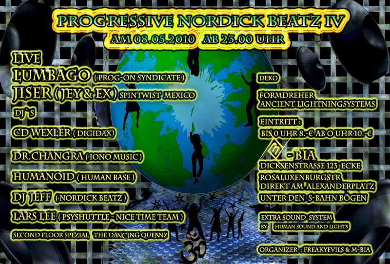 Nordick Beatz IV 8 May '10, 23:00