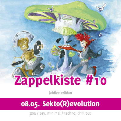 Zappelkiste 8 May '10, 23:00