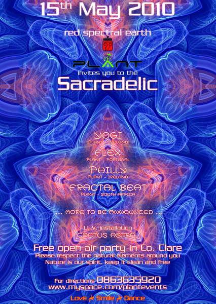 Sacradelic 15 May '10, 22:00